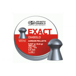 Пули JSB EXACT DIABOLO 0,547g 4,5 mm 500шт