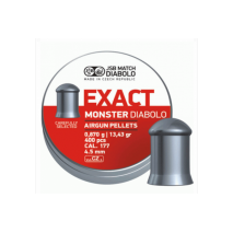 Пули JSB EXACT MONSTER DIABOLO 0,870g 4,52mm 400шт