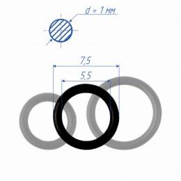 Кольцо 005.5-1.0 10 шт